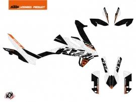 KTM 790 Adventure R Street Bike Gear Graphic Kit White