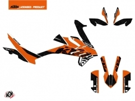 KTM 790 Adventure R Street Bike Gear Graphic Kit Orange