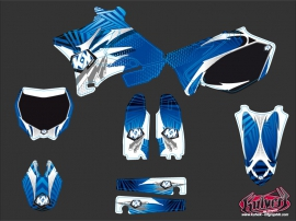 Yamaha 125 YZ Dirt Bike Graff Graphic Kit