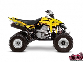Suzuki 400 LTZ IE ATV Graff Graphic Kit