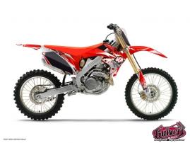 Kit Déco Moto Cross Graff Honda 450 CRF