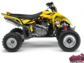 Suzuki 450 LTR ATV Graff Graphic Kit
