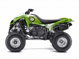Kawasaki 700 KFX ATV Graff Graphic Kit