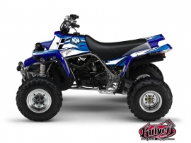 Yamaha Banshee ATV Graff Graphic Kit Blue