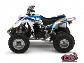 Yamaha Blaster ATV Graff Graphic Kit Blue