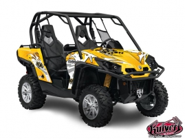 Can Am Commander UTV Graff Graphic Kit
