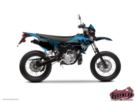 Yamaha DT 50 50cc Graff Graphic Kit Blue