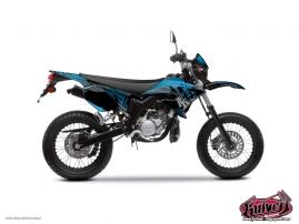 Kit Déco 50cc Graff Yamaha DT 50 Bleu