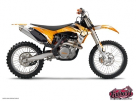 Kit Déco Moto Cross Graff KTM EXC-EXCF