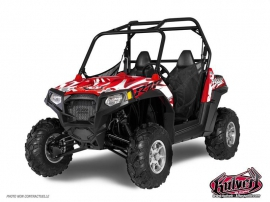 Kit Déco SSV Graff Polaris RZR 800 S