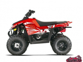 Kit Déco Quad Graff Polaris Scrambler 500
