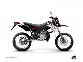 Kit Déco 50cc Graff Derbi Xtreme / Xrace Rouge