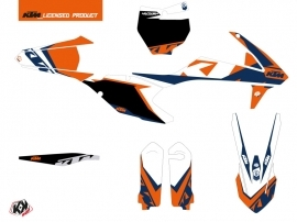 Kit Déco Moto Cross Gravity KTM 150 SX Bleu