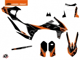 KTM 690 ENDURO R Street Bike Gravity Graphic Kit Orange