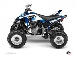 Kit Déco Quad Hangtown Yamaha 250 Raptor Bleu