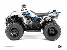 Kit Déco Quad Hangtown Yamaha 350-450 Wolverine Bleu