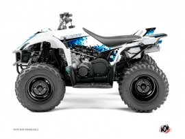 Yamaha 350-450 Wolverine ATV Hangtown Graphic Kit Blue