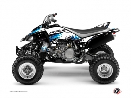 Yamaha 450 YFZ ATV Hangtown Graphic Kit Blue