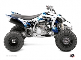 Kit Déco Quad Hangtown Yamaha 450 YFZ R Bleu