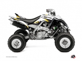 Kit Déco Quad Hangtown Yamaha 700 Raptor Jaune 60th Anniversary