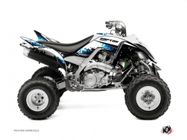 Yamaha 700 Raptor ATV Hangtown Graphic Kit Blue
