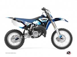 Kit Déco Moto Cross Hangtown Yamaha 85 YZ Bleu