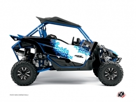 Yamaha YXZ 1000 R UTV Hangtown Graphic Kit Blue