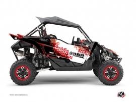 Kit Déco SSV Hangtown Yamaha YXZ 1000 R Rouge
