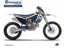 Husqvarna FC 250 Dirt Bike Heritage Graphic Kit White