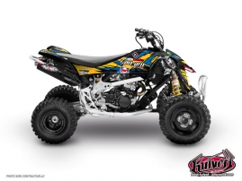 Kit Déco Quad Can Am DS 450 Jérémie Warnia 2011