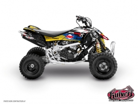 Kit Déco Quad Can Am DS 450 Jérémie Warnia 2012