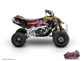 Kit Déco Quad Can Am DS 450 Jérémie Warnia 2013