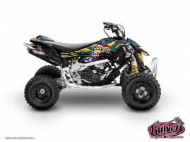Kit Déco Quad Can Am DS 450 Jérémie Warnia Le Touquet