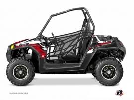 Kit Déco SSV Jungle Polaris RZR 570 Rouge