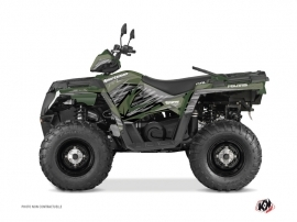Kit Déco Quad Jungle Polaris 570 Sportsman Forest Vert