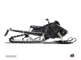Polaris Axys Snowmobile Kamo Graphic Kit Grey