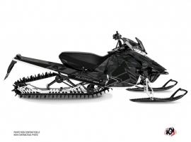 Kit Déco Motoneige Kamo Yamaha SR Viper Gris