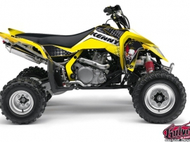Suzuki 450 LTR ATV Kenny Graphic Kit