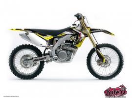 Kit Déco Moto Cross Kenny Suzuki 450 RMX