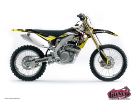 Suzuki 450 RMZ Dirt Bike Kenny Graphic Kit