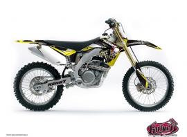 Kit Déco Moto Cross KENNY Suzuki 450 RMZ