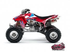 Kit Déco Quad Kenny Honda 450 TRX