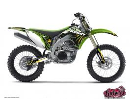 Kit Déco Moto Cross Kenny Kawasaki 65 KX