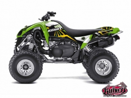 Kawasaki 700 KFX ATV Kenny Graphic Kit
