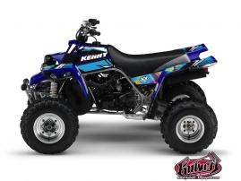 Kit Déco Quad Kenny Yamaha Banshee Bleu