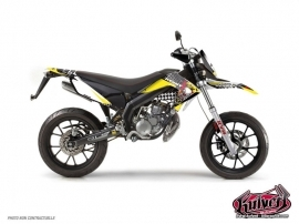 Derbi DRD Xtreme 50cc Kenny Graphic Kit Taktic