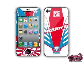 Kit Déco iPhone 4 Kenny Patriot