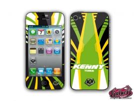 Kit Déco iPhone 4 Kenny Pop