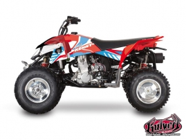 Kit Déco Quad Kenny Polaris Outlaw 450