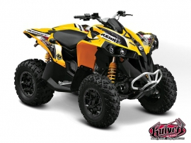 Kit Déco Quad Kenny Can Am Renegade